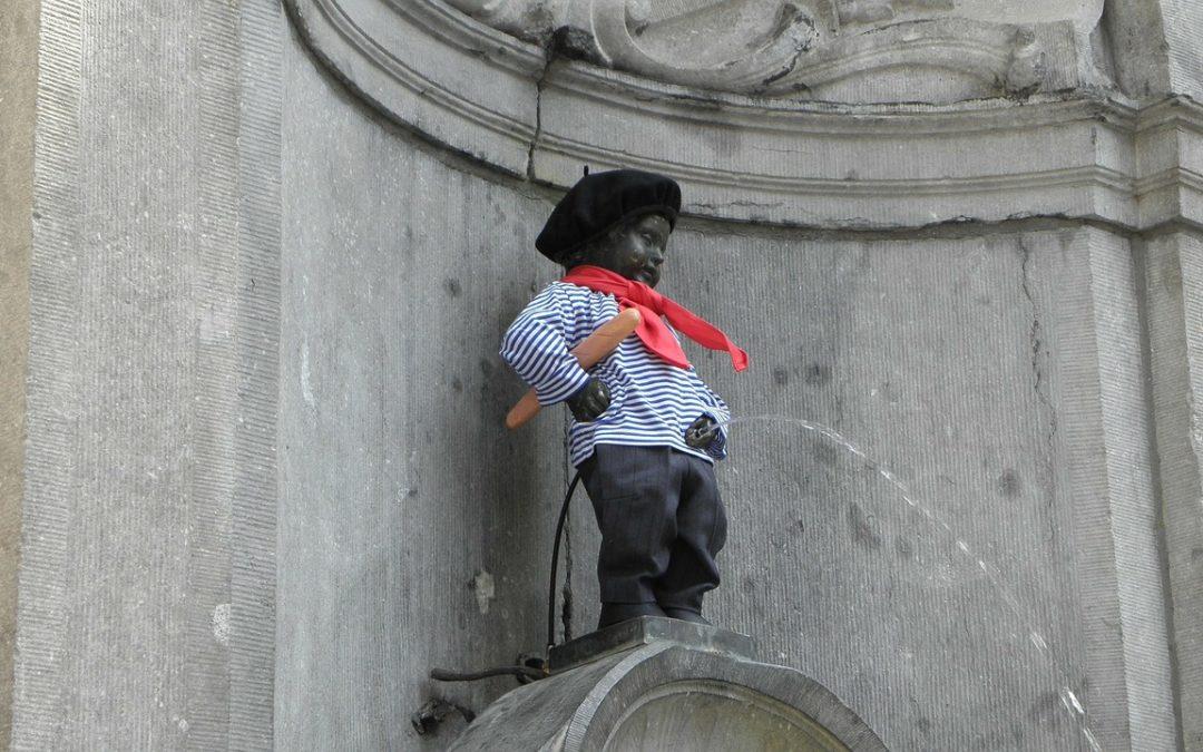 Blog 09 – I'm still Brussels – JESUISBRUXELLES: 3 months after terror struck the world of political compromise