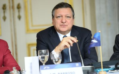 Blog 13 – Doors wide shut – the problem with Barroso's move to GoldmanSachs